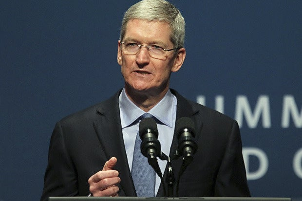 tim cook cybersecurity