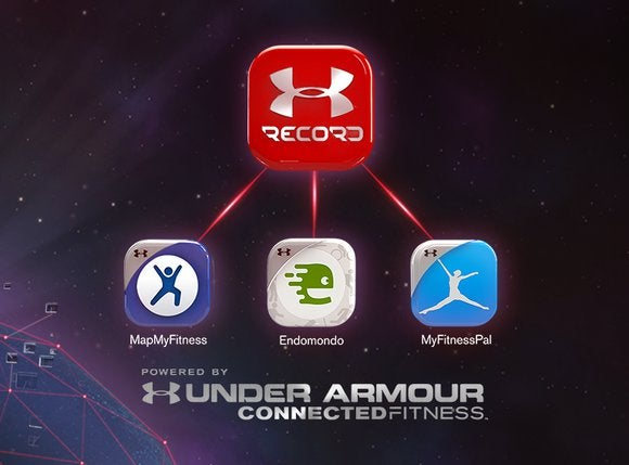 en frente de Filadelfia Intolerable  Under Armour snaps up MyFitnessPal to become largest health tracker |  PCWorld