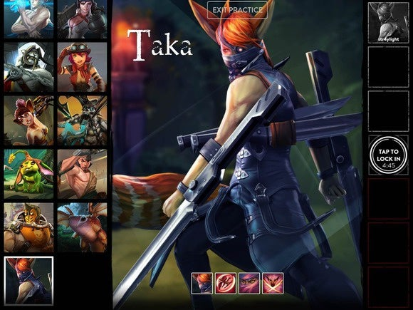 Moba Gone Mobile Ipad And Iphone Games That Deliver A League Of Legends Like Experience Macworld