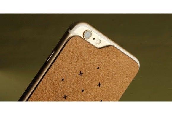 vaja leather iphone
