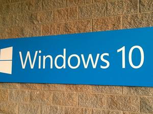 Windows 10 sign