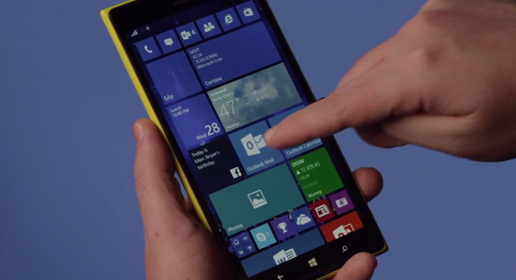 windows 10 for phones 1