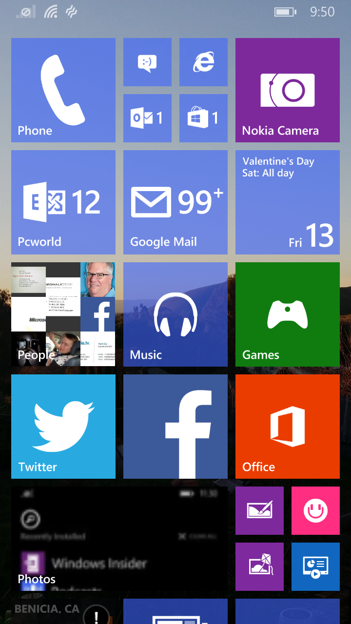 Hands on with Windows 10 phone preview: Small tweaks and ...