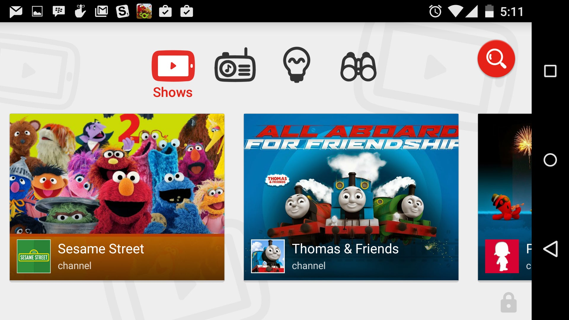 Hands on Child friendly Kids app launches on Android and