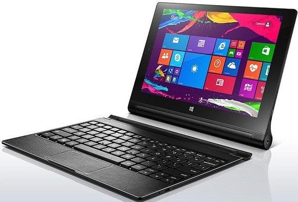 Yoga Tablet 2 Windows with keyboard