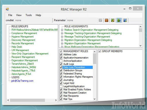 RBAC Manager R2 for Exchange 2010/2013 and Office 365
