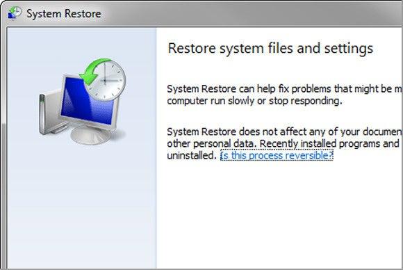 0323 primary system restore