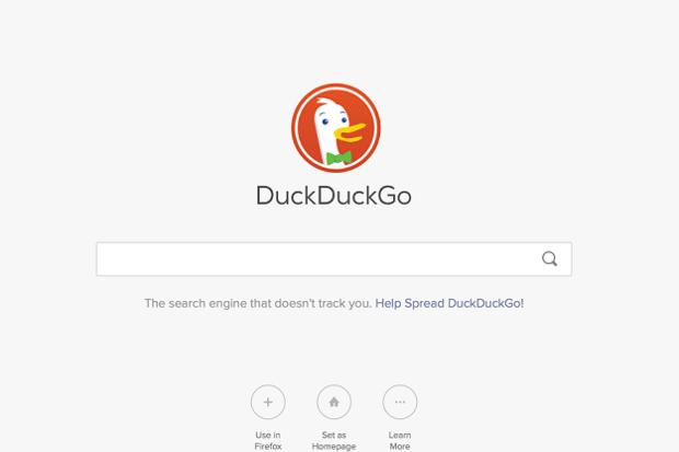 Google vs. DuckDuckGo search engines privacy results
