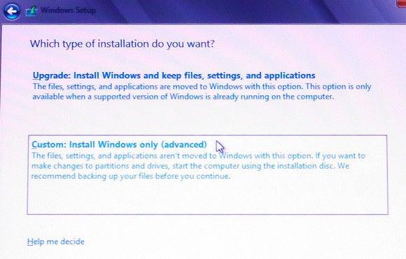 0406 installation type