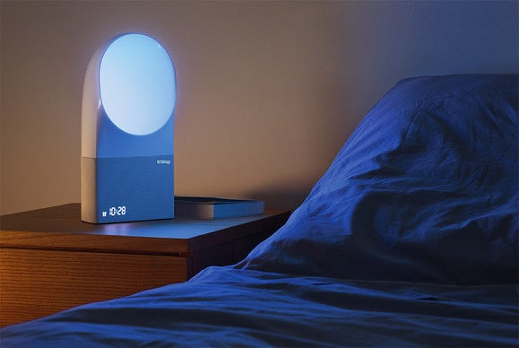1.withings aura flagship