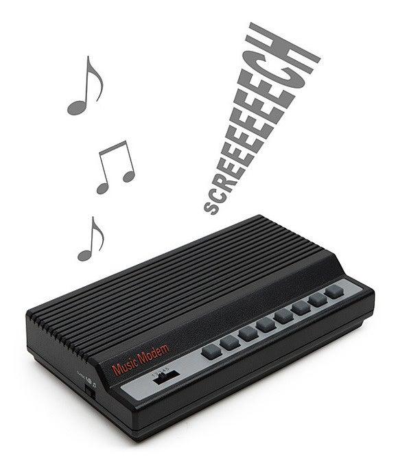 1241 music modem