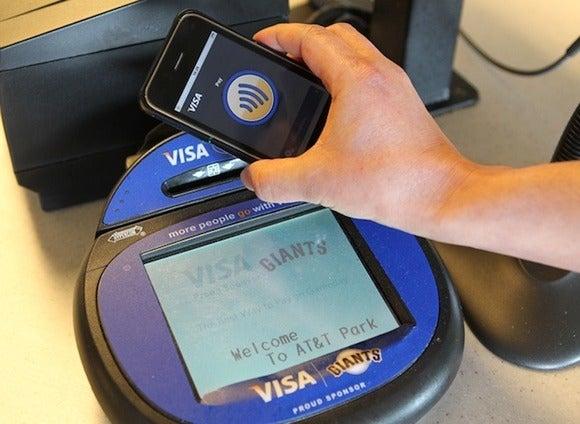 223701 nfc visa original
