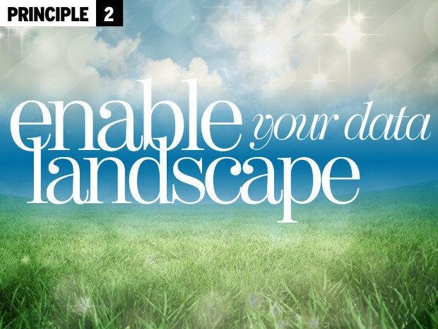 2 enable data landscape
