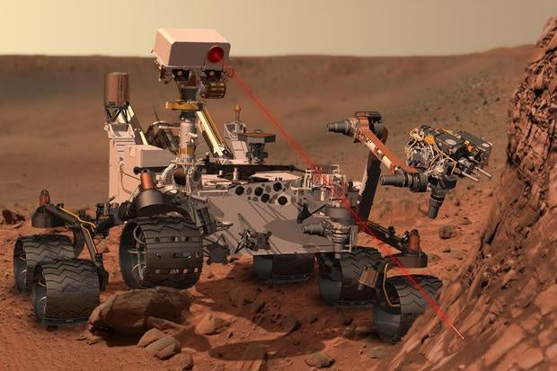 nasa life on mars rumor - photo #37