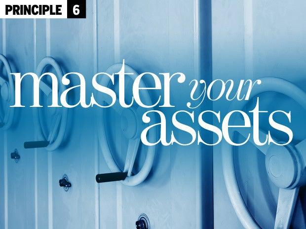6 master assets