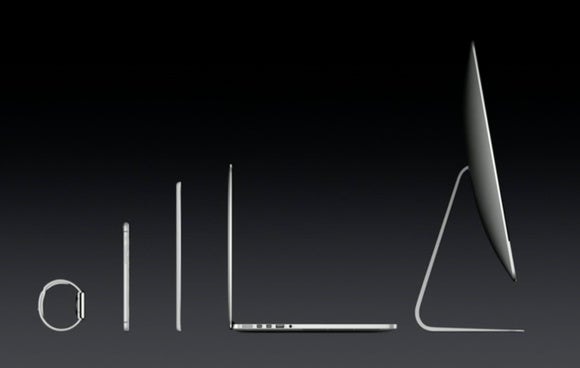 apple devices thin