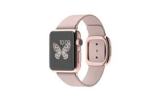 apple watch edition rose