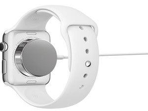 apple watch wireless charging
