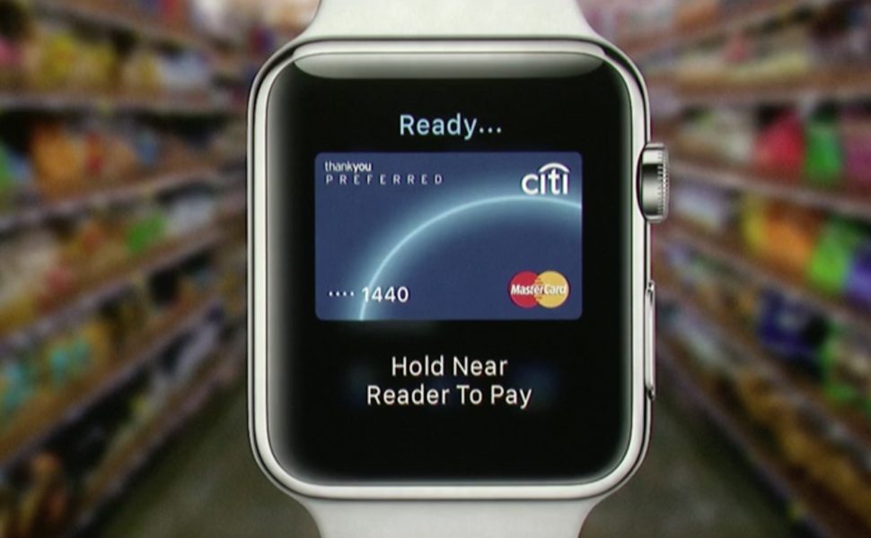how to use apple pay vending machine