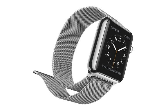 apple watch clock chrono pr