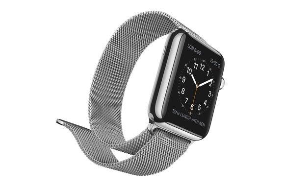 apple watch clock chrono pr