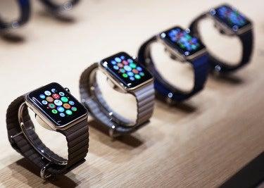 apple watch debut