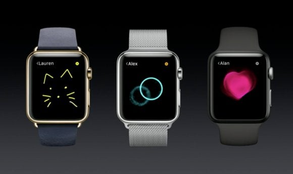 apple watch march 9