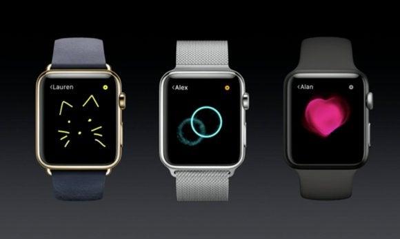 apple watch march 9