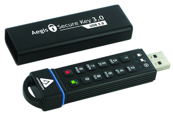 Portable Storage For The Paranoid We Test Two Secure Usb