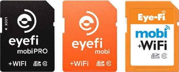 eyefi cards mobi
