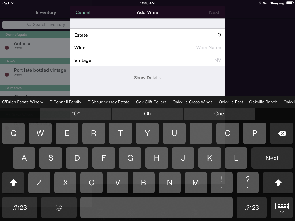 Wine cellar management apps reviewed | TechHive