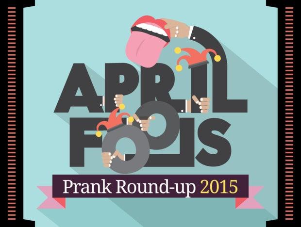 Computerworld April Fools Day Prank Round-up 2015