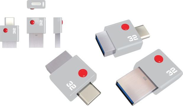 how to get a usb drive to show up