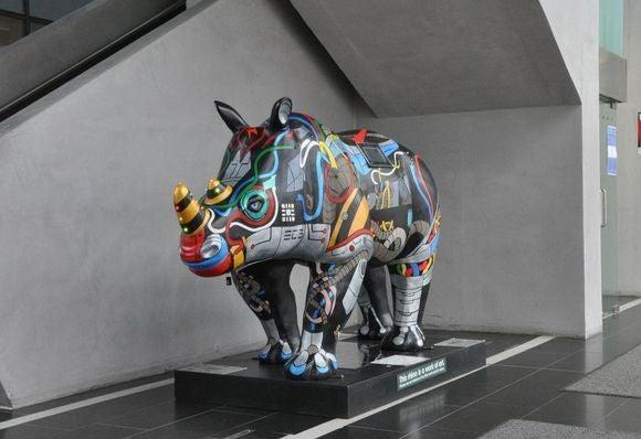 erica the rhino