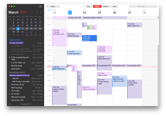 fantastical 2 general weekly