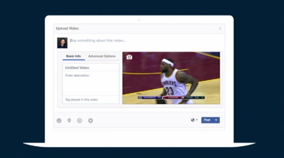 Facebook's Video API lets brands push more and more video
