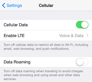 fig 28 ios cellular data settings
