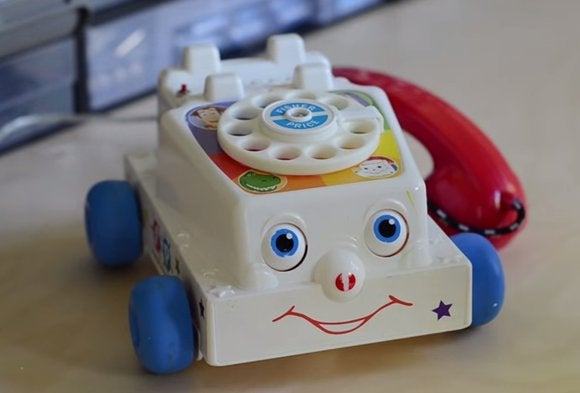 fisher price phone raspberry pi