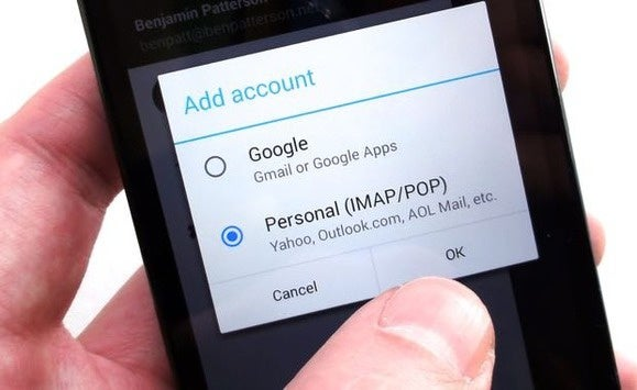 gmail app tricks check non gmail account 8