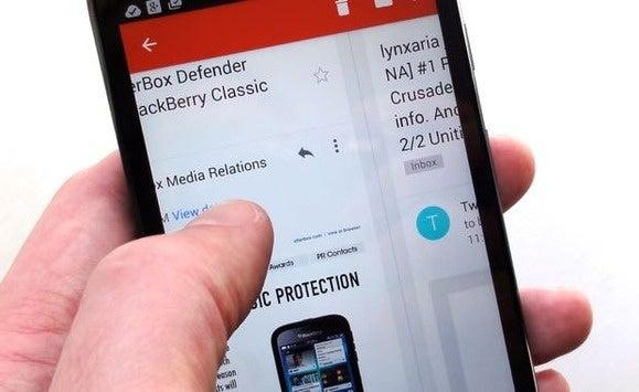 gmail app tricks swipe between message threads 6