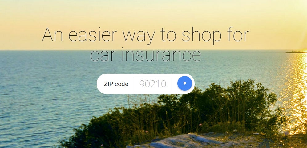 Google S New Car Insurance Site Lets You Compare Rates Pcworld