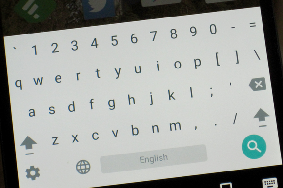 How to add a number row to the Google keyboard | Greenbot