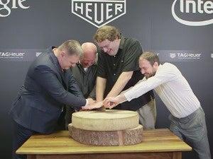 Google Intel TAG Heur cut the cheese