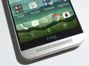 htc one m9 front bottom