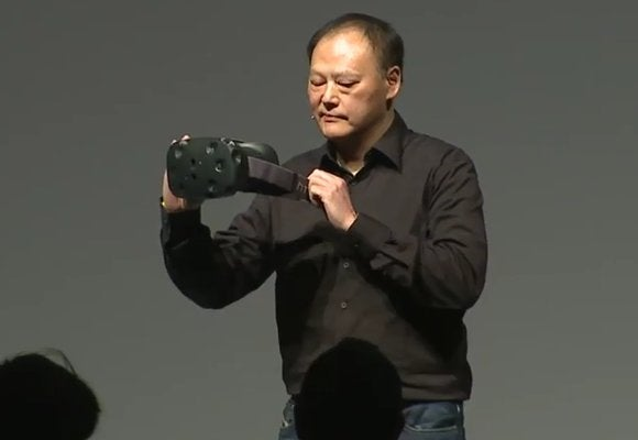HTC's ex-CEO Peter Chou