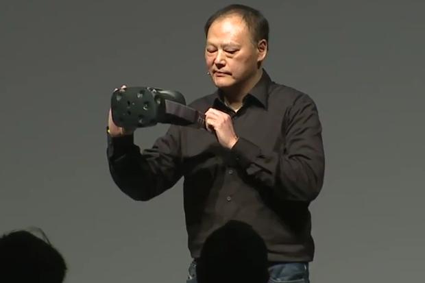 HTC's ex-CEO Peter Chou