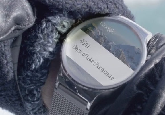 Report: Android Wear to add WiFi support, gestures