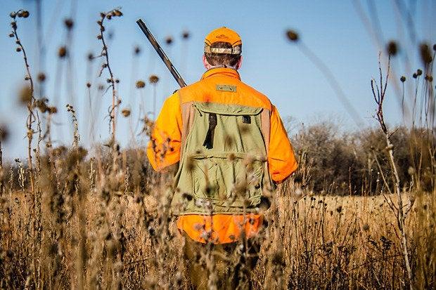 hunting orange