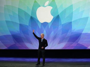 intro apple watch event tim cook ceo apple tv hbo