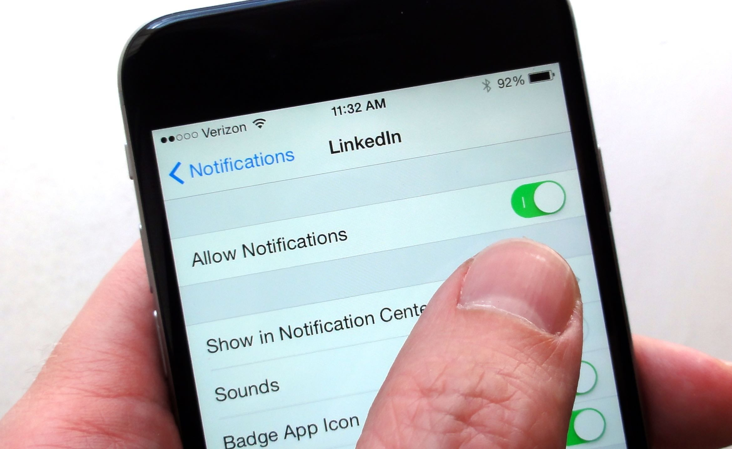 5 Ways To Take Charge Of Android And IOS Notifications | PCWorld Design Ideas